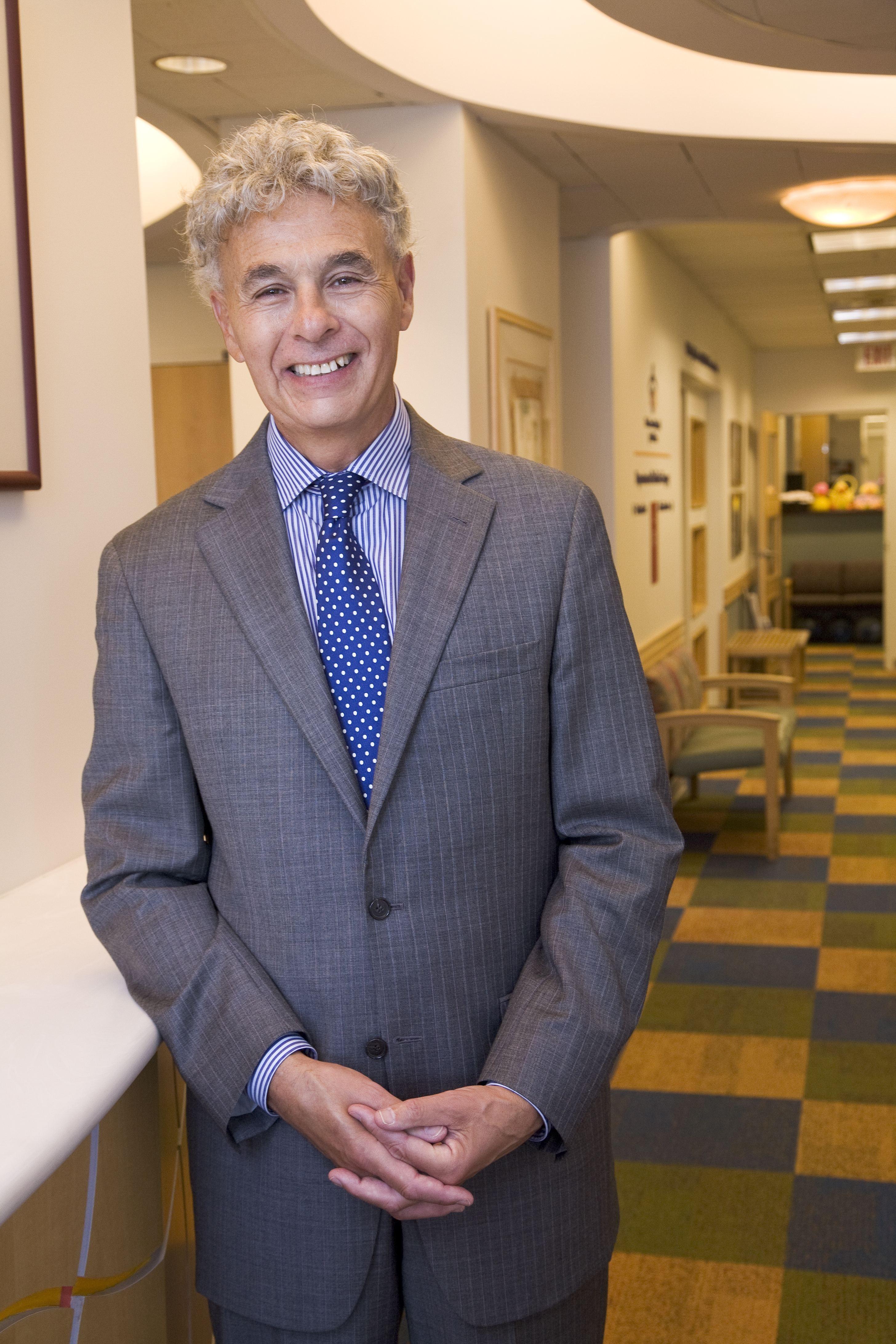 Ron Kleinman, MD; Chair, MGHfC
