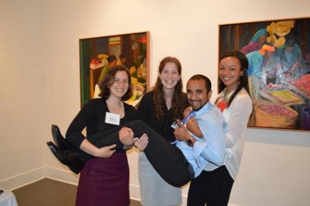 Med-Peds PGY1s at the annual Med-Peds Graduation/Intern Welcome Reception